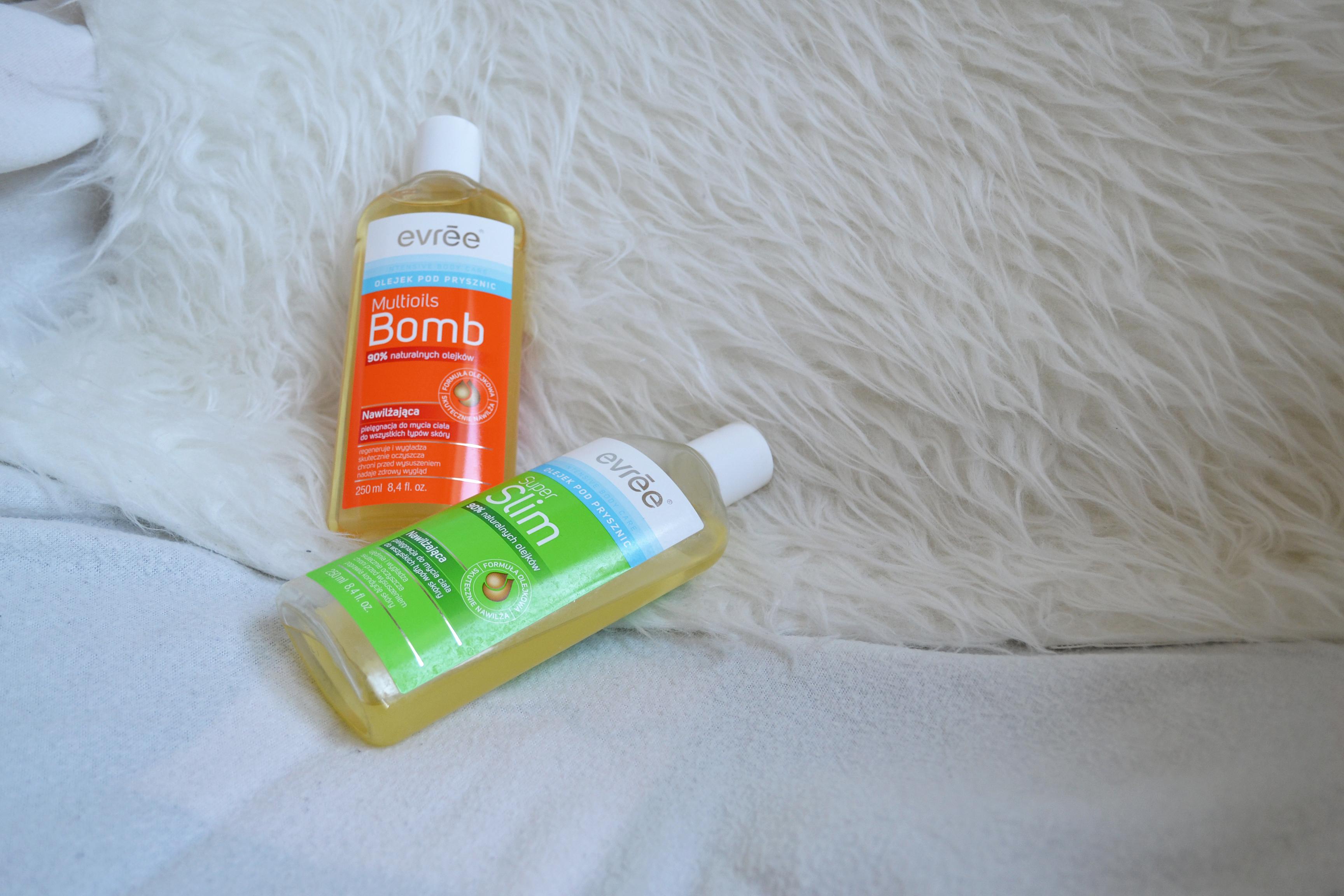 Slow food dla skóry – olejki pod prysznic