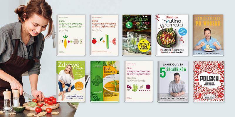 najlepsze książki kulinarne
