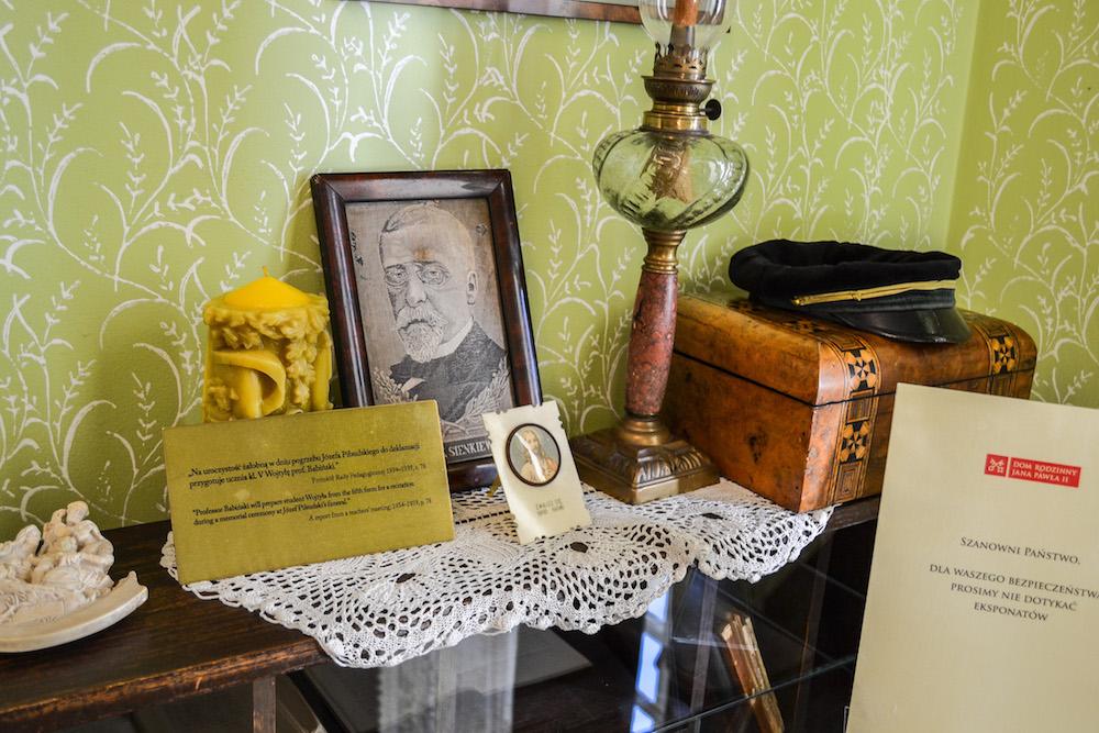 dom rodzinny jana pawła II